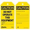 Étiquettes de sécurité-verrouillage