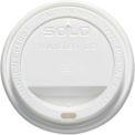 SOLO® Traveler Lids, For 12-16 Oz SOLO® Hot Cups., 300/Carton, White
