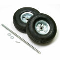 "Global Industrial™ Universal 10"" Pneumatic Hand Truck Wheel Kit"