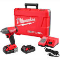 "Milwaukee 2754-22 M18 FUEL 3/8"" Friction Ring Impact Wrench, Kit"