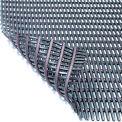 Graisse natte de Drainage durable Corp & chimique résistant, 3' W longueur de coupe 1 Ft jusqu'à 40 pieds, noir