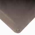 Tapis antifatigue antistatique conducteur Wearwell® 786-SM, 9/16po épais., 36po x 60po, noir