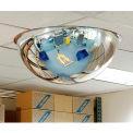 Miroir en dôme pour plafond,360 degrés, diam. de 36 po