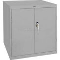 Sandusky série élite Bureau hauteur rangement armoire EA11361830 - 36 x 18 x 30, gris