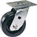 "Faultless Swivel Plate Caster 1461-8 8"" Polyolefin Wheel"