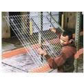"""Nashville - Wire Mesh Deck 46""""L X 36""""D X 1-1/2""""H"""