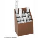 Safco® Blueprint Storage Roll Files - 20 Tube Model
