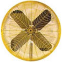 TPI 24 Fan Head Non Oscillating Yellow HDH24 1/2 HP 5600 CFM