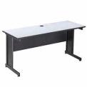 "60"" Desk Gray"