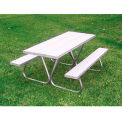 Portable Picnic Table 6' Aluminum