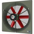 "Multifan Panel Fan 18"" Diameter Single Phase 120v With Grill"