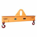 Caldwell Low Headroom Multiple Spread Lifting Beam 20-3-6 6000 Lb. Cap. 6'L