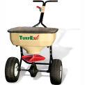 TurfEx 75 lb capacité Heavy Duty Push épandeur - TS65