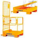 Wesco Folding Maintenace Platform 600 Lb. Capacity