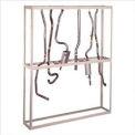 """Hanging échappement Rack 96"""" W x 18 H «D x 120"""""""