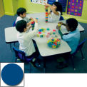 A+ Collaboration Station Activity Table ADA Compliant Height - Blue