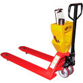 Vestil Yellow Pallet Truck Storage Caddy P-CADDY