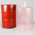 Protection doublure Corp rond bas antistatique Drum revêtements flexibles 4 mil 100 unités par carton, qté par paquet : 100