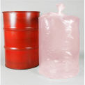 Protection doublure Corp rond bas antistatique Drum revêtements flexibles 8 mil 50 unités par carton, qté par paquet : 50