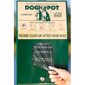 DOGIPOT® Header Pak Dog Waste Hanging Bag Dispenser With 400 Bags