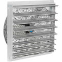 """Exhaust Ventilation Fan With Shutter 30"""" 2-Speed With Hardware"""