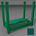 "Roi - d'acier bobine Portable grille 24""-28» ø bobines - Vista Green"