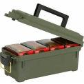"""Plano de moulage 1212-02 munitions résistant à l'eau boîte de rangement, 13-3/4"""" L x 5-5/8"""" W x 5-9/16 «H, vert"""