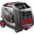 Briggs & Stratton® 030545, 2600 Watts, Inverter Generator, Gasoline, Recoil Start, 120V