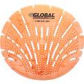 Industrial™ global urinoir écran - agrumes 10 écrans/caisse