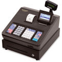 Sharp XE-A207 Electronic Cash Register, Thermal Printer, 2500 Lookup, 25 Clerks, LCD