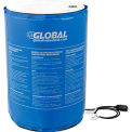 Insulated Heating Blanket 55 Gallon Capacity 100°F Fixed, Heating Cable