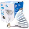 GE Lighting 88810 LED32DP38W830/40  LED Par 38 Lamp, 32W, 3000K, 3000 Lum, 40 Degree Beam Angle, Dim - Pkg Qty 6