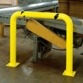 "Machinery Guard Round 48""H x 48""L"