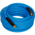 """Eagle EA3/8X50-B 3/8""""x50' 300 PSI Hybrid Polymer All Weather Low Pressure Air/Water Hose"""