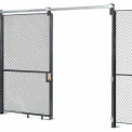 Wire Mesh Sliding Gate - 8x5