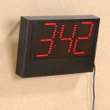 Global Industrial™ Wall Digital Clock