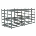 "Bar Storage Rack 56""W X 120""D X 60""H"