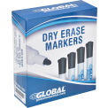 Dry Erase Markers - Black - Pack of 12
