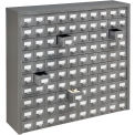 """Global™ Steel Drawer Cabinet - 100 Drawers 36""""W x 9""""D x 34-1/2""""H"""
