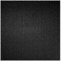 Genesis Stucco Pro PVC Ceiling Tile 760-07, Waterproof & Washable, 2'L X 2'W, Satin Black - 12/Case