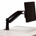 Flat Screen Monitor Arm with Tilt and Pivot Adjustment
