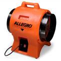 "Ventilateur industriel Allegro 9539-12, 12"" dia., 1HP, 2180 CFM"