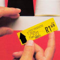 """Label Holder, 1 """"x 48"""", bande claire (6 pcs/paquet)"""