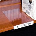 Étiquette porte, plateau mobile, effacer (10 pcs/paquet)