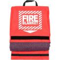 Pac-Kit Woolen Fire Blanket in Nylon Pouch, 21-650