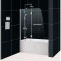 "DreamLine™ Aqua Clear Glass Bathtub Door SHDR-3148586-01, 48"" x 58"""