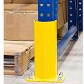 "12""H Cogan Steel Rack Post Protector - RP12"