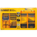 DeWALT® Pro Drilling/Driving Set DWAMF1280, 80 Pieces