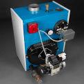 Oblique-Fin eau chaude chaudière au mazout avec bobine sans réservoir TR-30-PT - 175000 BTU