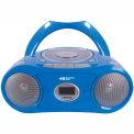 HamiltonBuhl Bluetooth®, CD, Cassette, FM Boombox